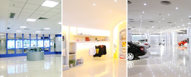 byd commercial lighting