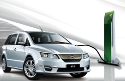 byd e6 charging
